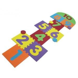 Skumhinkerude - lær og leg
